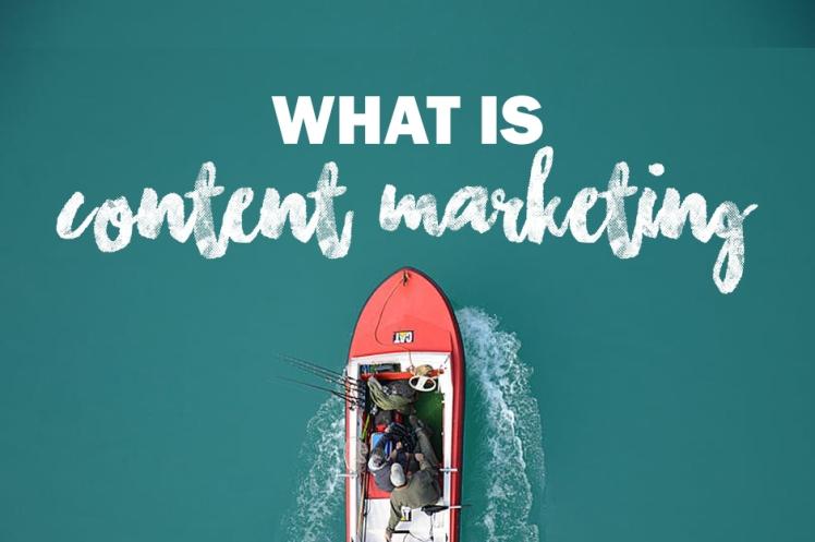 Inbound Mauritius - What is Content Marketing?