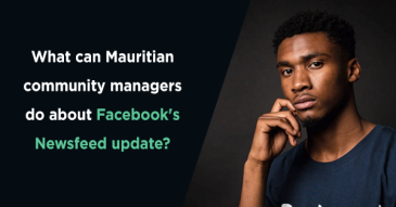 Inbound Mauritius - What can Mauritian Community Managers do about Facebook's Newsfeed Update